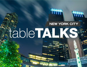 Table Talks NYC